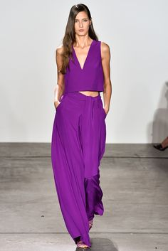 Misha Nonoo Spring 2015 Ready-to-Wear - Collection - Gallery - Style.com  http://www.style.com/slideshows/fashion-shows/spring-2015-ready-to-wear/nonoo/collection/26