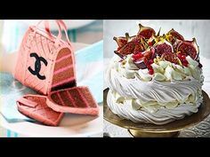 Top 10 Birthday Cake Decorating Ideas Compilation - Cakes Style 2017 - oddly satisfying cake videos - YouTube