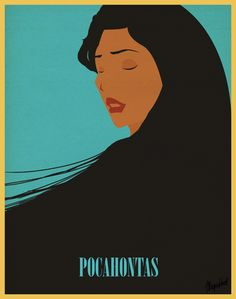 Minimalist Posters: Disney Classics (click to enlarge) You can buy themhere!