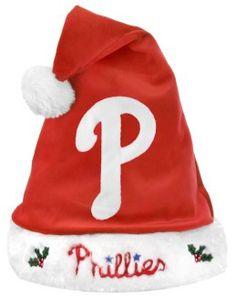 Philadelphia Phillies Santa Hat - 2012 Style  PhiladelphiaPhillies Team  Names 57d222558597