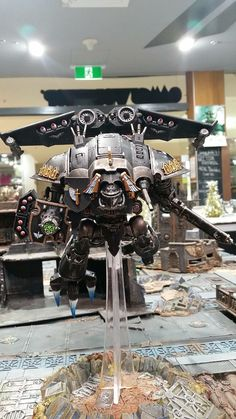 Flying Dark Angles Knight Conversion