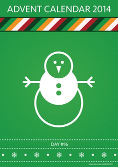 Day 16: Snowman