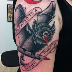 Tattoo by Olivia Dawn