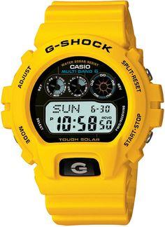 Zegarek męski Casio GW-6900A-9ER - sklep internetowy www.zegarek.net