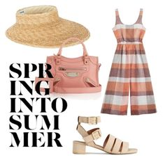 """Summer"" by son9o on Polyvore featuring No.6, Samuji and Balenciaga"