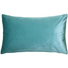 The inch Corona Aqua Blue Velvet pillows are made from an exceptionally soft, high quality medium-pile velvet fabric with a medium sheen. Gold Pillows, Velvet Pillows, Throw Pillows, Decor Pillows, Aqua Blue, Machine Wash Pillows, American Decor, Blue Velvet, Lumbar Pillow