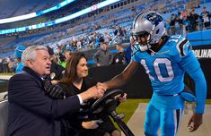 Carolina Panthers Owner Jerry Richardson Under Investigation For Workplace Misconduct National Football League, Carolina Panthers, Investigations, Workplace, Football Helmets, Literature, Kiosk, Literatura, Study