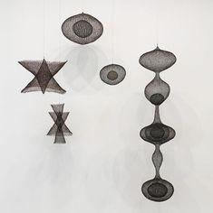 Ruth Asawa at David Zwirner Gallery +