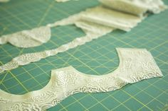 I'm confident that I'll probably never sew a bra, but here it is if you'd like to; bra making sew along.