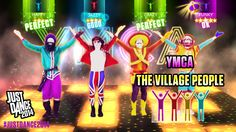 YMCA by The Village People will be on Just Dance 2014!