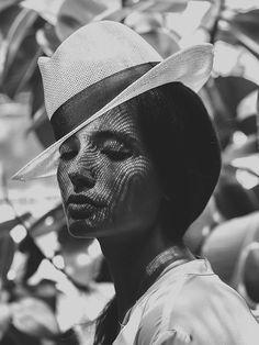 Black & White contrast  31art:rafaelandreu:Sofia Farre shot byRafa Andreu