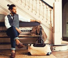 THIS ABSOLUTE LIFE RUINER | Community Post: 20 Man Buns That Will Ruin You For Short-Haired Guys