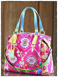 Songket Bali Bag ~ By Kunthi Batik