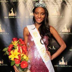 """Michaela Pinto é eleita a Mais Bela Angolana a viver nos EUA """"Miss Angola USA 2014″ http://angorussia.com/comunidade/michaela-pinto-e-eleita-a-mais-bela-angolana-a-viver-nos-eua-miss-angola-usa-2014/"""