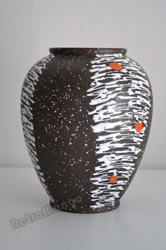1960's West German pottery by Carstens Tönnieshof