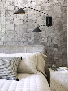 Earlier this year, we released an exclusive collection of over 200 tiles with one of our favorite designers, Annie Selke. Each tile pushed the boundaries Master Bedroom, Bedroom Decor, The Tile Shop, Travertine Tile, Tiles Texture, Style Tile, Stone Flooring, Design Consultant, Other Rooms