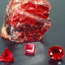Lot 5 Carat Saphirs Rubis Émeraudes naturelles vrac pour bijoux ou collection