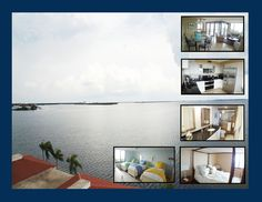 New Waterfront Condo Listing 6372 Palma Del Mar Blvd S #702, St Petersburg 2BD/2BA, 1150 Sq Ft And Listed At $499,900 (see more properties at http://www.floridabeachhouse4u.com/