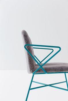 Hippy chair Billiani designed by Emilio Nanni