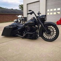 Best classic cars and more! Custom Harleys, Custom Motorcycles, Custom Bikes, Custom Baggers, Sport Motorcycles, Vintage Motorcycles, Harley Bagger, Harley Bikes, Harley Wheels
