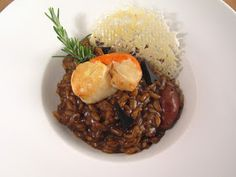 Risotto, Rice Pasta, How To Cook Rice, Tapas, Beef, Cooking, Breakfast, Ethnic Recipes, Food