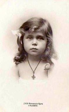 Mini grand duchess of Russia future princess of Prussia