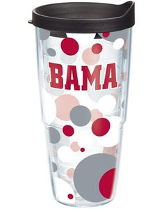 "tervis tumbler cup--just need an extra ""m""."
