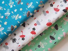 Cute Little Umbrella Prints...