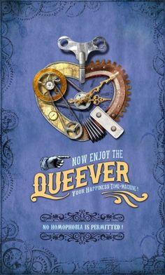 QUEEVER Steampunk Edition - Inaugurazione LOUD domenica 4 Ottobre