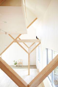 House H by Hiroyuki Shinozaki Architects In Matsudo, Chiba, Tokyo