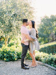Florence proposal in Belmond Villa San Michele Italy Wedding, Amalfi, Proposal, Florence, Destination Wedding, Kiss, Villa, San, Fine Art