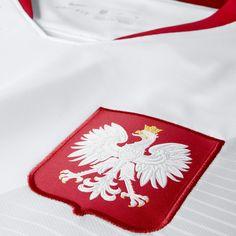 3f867e60ea4 2018 Poland Stadium Home Men s Football Shirt - White Men s Football