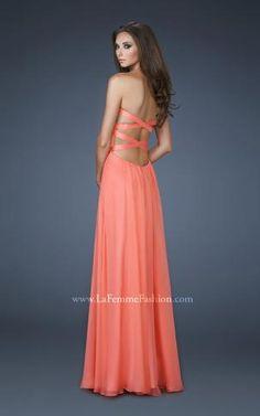 La Femme 18304 | La Femme Fashion 2014 - La Femme Prom Dresses - Dancing with the Stars