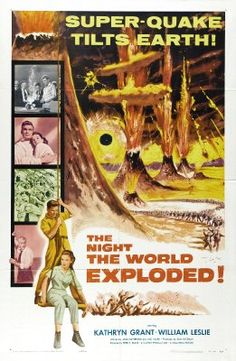 The Night the World Exploded (1957, USA)