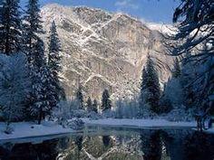 Yosemite National Park - Bing images