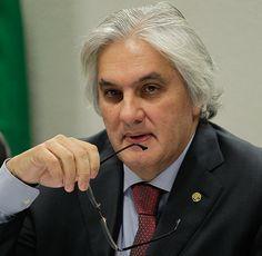 STF autoriza prisão de senador Delcídio do Amaral - MAIS UM BANDIDO PRESO PELA POLÍCIA FEDERAL - 25/11/2015
