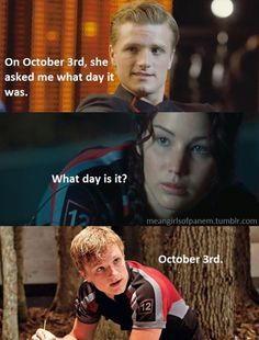 Hunger Games and Mean Girls