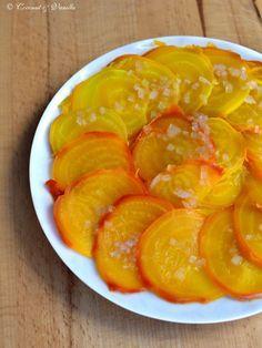 fränkischer Gelbe Beete-Salat