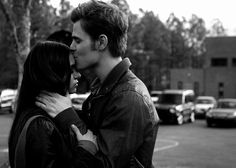 Stefan & Elena, The Vampire Diaries.