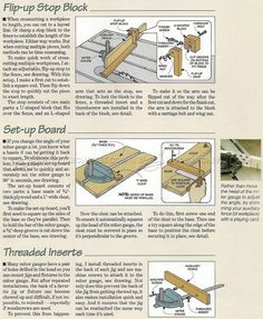 #673 Miter Gauge Tips - Table Saw Tips, Jigs and Fixtures