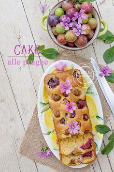 Cake alle prugne by Fiordirosmarino