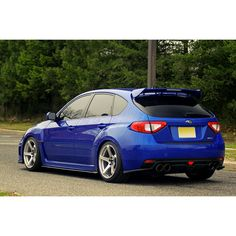Valenti Jewel LED Tail Lamps 2008-2014 Subaru WRX/STI Hatchback ...