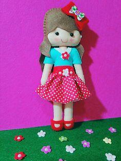 Hobby Puppets bambola pannolenci