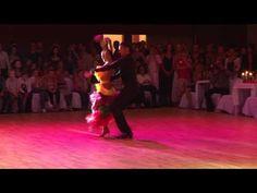 Justinas Duknauskas - Anna Melnikova, Samba -- Samba to Celia Cruz