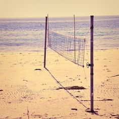 beach volleyball: one of the things i miss most about the summer