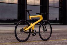 Mokumono Delta bicycles are made locally from aluminium sheets 4