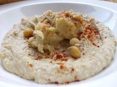 Israel: Hummus (Kichererbsencreme)