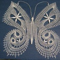 Lace Heart, Lace Jewelry, Bobbin Lace, Simple Art, Lace Detail, Butterfly, Point, Pattern, Towels