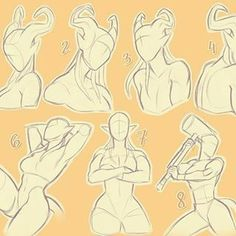 Anatomy Drawing Reference Poses examples for a commissioner~ Action Pose Reference, Figure Drawing Reference, Art Reference Poses, Hand Reference, Anatomy Reference, Sitting Pose Reference, Action Poses, Body Drawing, Drawing Base