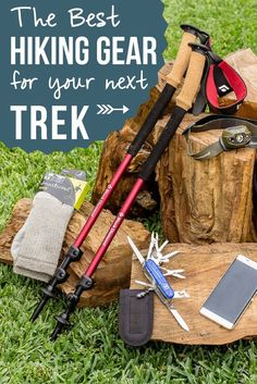 Embarking on an adventurous trek? A review of my 8 favorite hiking gear items…